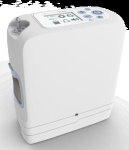 concentratore di ossigeno portatile- disturbi respiratori-Inogen G5