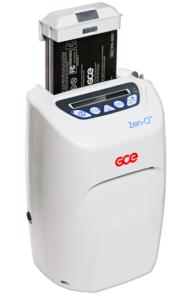 concentratore di ossigeno trasportabile- disturbi respiratori - Zen-O