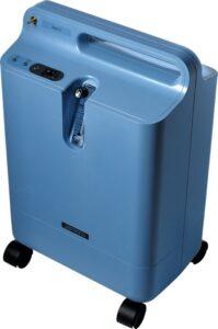 concentratore di ossigeno fisso - disturbi respiratori - Philips Everflo
