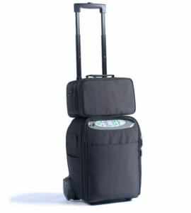concentratore di ossigeno trasportabile- disturbi respiratori - iGO