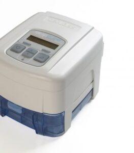 Bilevel - ventilazione - trattamento delle apnee notturne - AUTOBILEVEL SLEEPCUBE