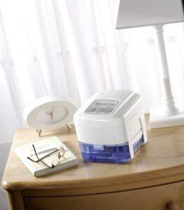 Bilevel - ventilazione - trattamento delle apnee notturne - SLEEPCUBE BILEVEL S