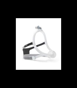 Maschera nasale in silicone per ventilazione con cpap- trattamento delle apnee notturne- DREAMWISP