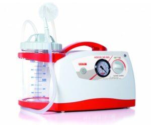 Broncoaspiratore - aspiratore delle secrezioni nasofaringee - Askir36BR