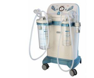 Broncoaspiratore - aspiratore delle secrezioni nasofaringee - NEW HOSPIVAC 350