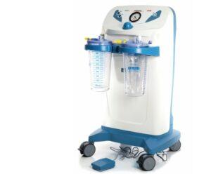 Broncoaspiratore - aspiratore delle secrezioni nasofaringee - NEW HOSPIVAC 400